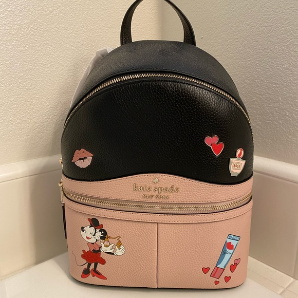 Kate Spade Minnie Mouse X backpack